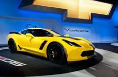 Chevrolet Corvette Z06 đời 2015 có giá từ 78.995 USD