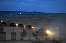 SCO tiến hành cuộc tập trận bắn đạn thật tại Trung Quốc