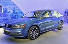 Volkswagen công bố giá bán mẫu Jetta đời 2015 cách tân