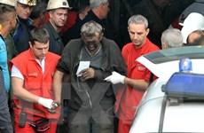 Động đất làm sập hầm lò ở Bosnia, 34 thợ mỏ bị mắc kẹt