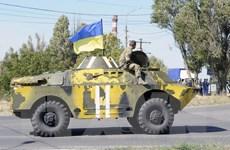 OSCE đánh giá lệnh ngừng bắn tại Ukraine vẫn được tuân thủ