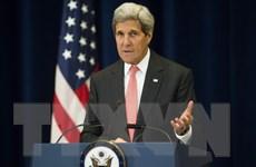 Các ngoại trưởng Arab, Mỹ bàn cách đối phó Nhà nước Hồi giáo tự xưng
