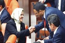 Tăng cường vai trò nữ nghị sỹ trong việc xây dựng ASEAN