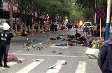 Trung Quốc: Hàng loạt vụ nổ gây thương vong lớn ở Tân Cương