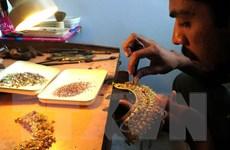 Ấn Độ tăng giá đồ trang sức bằng vàng trước mùa lễ hội Diwali