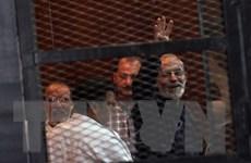 Ai Cập phạt tù 99 người ủng hộ Tổng thống bị lật đổ Morsi
