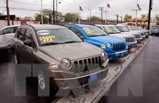 Hãng Chrysler tiếp tục báo lỗi hàng trăm nghìn xe lỗi kỹ thuật