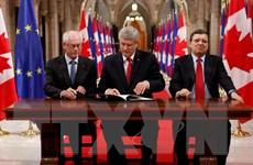 CETA cùng EU là bước tiến thương mại lớn đối với Canada