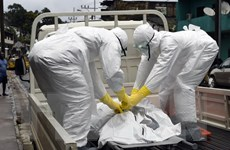 Phải mất 6-9 tháng nữa mới kiểm soát được dịch Ebola tại Tây Phi
