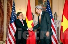 [Photo] Một số hình ảnh tại cuộc gặp của hai ngoại trưởng Việt-Mỹ