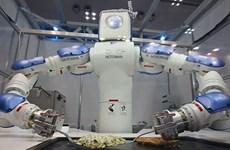 Nhật Bản chú trọng phát triển người máy phục vụ người già