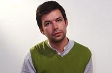 """Nhà văn Séc Jan Nemec đoạt giải """"Văn học châu Âu 2014"""""""