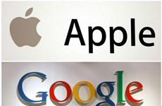 Apple và Google sở hữu thương hiệu đắt giá nhất toàn cầu