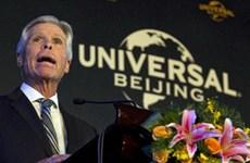Universal chi 3 tỷ USD xây dựng công viên giải trí ở Bắc Kinh