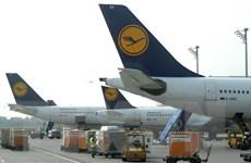 Giao thông Đức hỗn loạn vì đình công hàng không và đường sắt