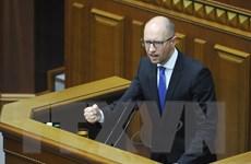 [Video] Tổng thống Ukraine đề xuất để ông Yatsenyuk làm thủ tướng