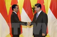Indonesia, Trung Quốc tăng cường quan hệ đối tác chiến lược