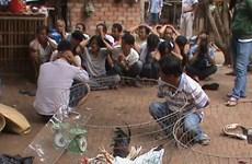 Tiền Giang: Triệt phá trường gà lớn, tạm giữ 53 đối tượng