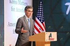 Tân Đặc phái viên Mỹ về vấn đề Triều Tiên công du Hàn Quốc