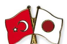 Nhật Bản và Thổ Nhĩ Kỳ khởi động vòng đàm phán về FTA