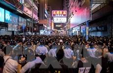 Lãnh đạo Hong Kong bác đề nghị đàm phán của người biểu tình