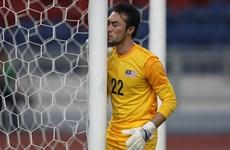Thủ môn Malaysia cam kết không để thủng lưới trận gặp Việt Nam