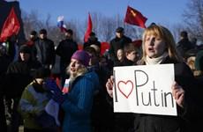Ấn Độ tuyên bố không ủng hộ các biện pháp trừng phạt Nga