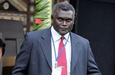 Chính trị gia Manasseh Sogavare trở thành thủ tướng Solomon