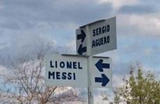 Argentina: Đặt tên đường phố theo tên các cầu thủ bóng đá