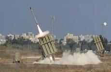 Israel và Mỹ đạt thỏa thuận sản xuất tên lửa đánh chặn Vòm Sắt