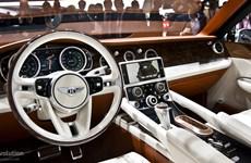 Thương hiệu xe hạng sang Bentley sắp ra mắt mẫu SUV đầu tiên