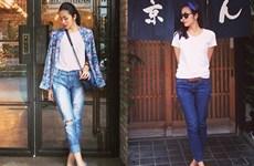 10 kiều nữ Việt có gu thời trang phong cách nhất năm 2014