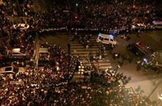 35 người chết do giẫm đạp trong lễ đón Năm Mới ở Thượng Hải