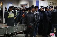 [Photo] Hiện trường vụ giẫm đạp kinh hoàng tại Thượng Hải