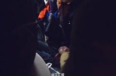 [Photo] Người nằm la liệt sau vụ giẫm đạp kinh hoàng tại Thượng Hải