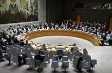 Trung Quốc ủng hộ dự thảo nghị quyết về vấn đề Palestine
