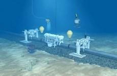 Nhật Bản xây tuyến vận chuyển khí đốt ngầm đầu tiên dưới biển