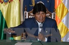 Tổng thống Bolivia tố cáo CIA gây chia rẽ Đảng cầm quyền