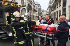 Paris đặt trong tình trạng báo động cao nhất sau vụ xả súng