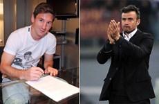 Lý do thực sự dẫn đến cuộc đối đầu Luis Enrique và Messi