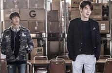 Dàn mỹ nam Hàn Quốc đổ bộ màn ảnh Việt Nam trong tháng Một