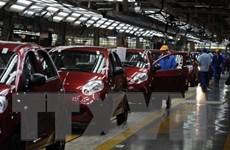 Sản lượng xe hơi của Anh đạt mức cao kỷ lục trong 7 năm
