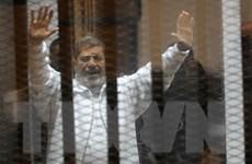 Ai Cập định thời điểm xét xử cựu Tổng thống Morsi tội gián điệp