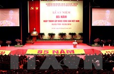 [Video] Kỷ niệm 85 năm ngày thành lập Đảng Cộng sản Việt Nam