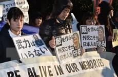 Ấn Độ và Philippines lên án việc IS hành quyết 2 con tin Nhật Bản