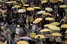 Trung Quốc kiên định áp dụng phổ thông đầu phiếu tại Hong Kong