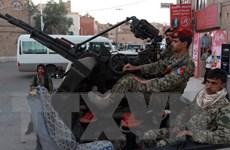 GCC lên án vụ đảo chính của nhóm phiến quân Houthi ở Yemen