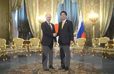Thủ tướng Nhật Bản cam kết ký hiệp ước hòa bình với Nga