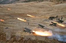 Hàn Quốc tuyên bố đáp trả hành động khiêu khích của Triều Tiên