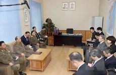 Nhật Bản và Triều Tiên đàm phán về vấn đề bắt cóc con tin